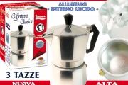 CAFFETTIERA 3 TAZZE ESPRESSO